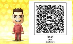 Brian QR Code
