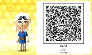Cecil QR Code