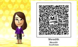 Meredith QR Code