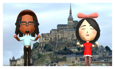 Miis in France JP ver 2