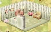 Floral Interior