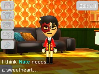 Needing a Sweetheart