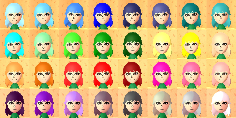 21 Best Tomodachi Life Mii Character Ideas images in