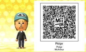 Pidge QR Code