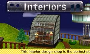 Interiors Title