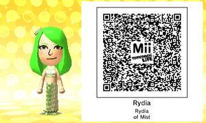 Rydia QR Code