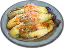 Cooked Aubergine TL