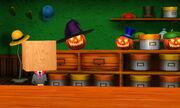 Hat shop Halloween
