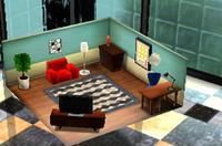Scandanavian room