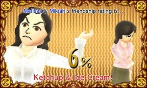 Ketchup & Ice Cream Female