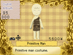 Primitave Man