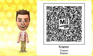 Kramer QR Code