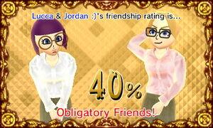 Obligatory Friends Female