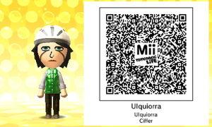 Ulquiorra QR Code