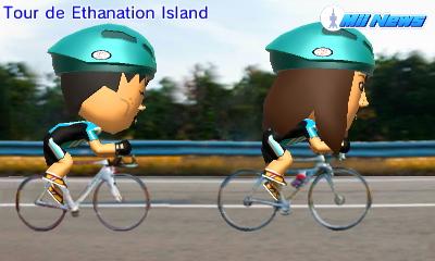 MiiNews IslandCycle