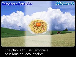 Carbonara Campaign