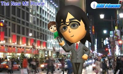 MiiNews MiiPhone