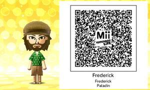 Frederick QR Code