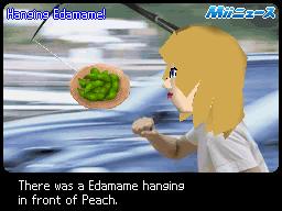 Hanging Edamame