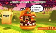 Eaten By Hamburger