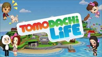 Tomodachi Life OST 'Dock'