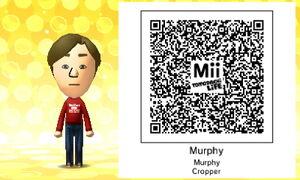 Murphy QR Code