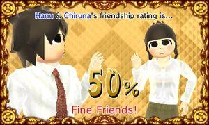 Fine Friends - Hanu Yashikugu and Chiruna