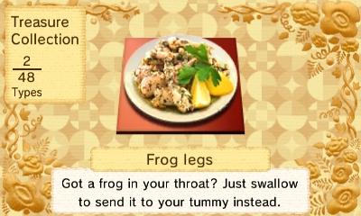 Frogslegs