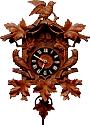 Cuckoo Clock TL