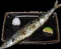 Grilled Mackerel TL