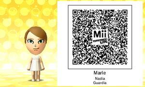 Marle QR Code