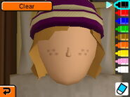 Mii Face clear Sleep