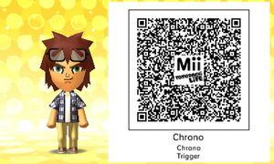 Chrono QR Code