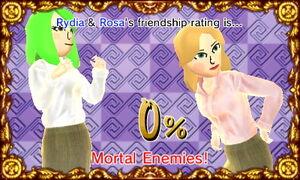 Mortal Enemies Female