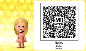 Bailey QR Code