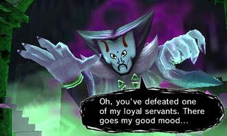 Dark Lord at Nightmare Tower
