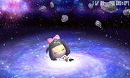 Sakura being lazy