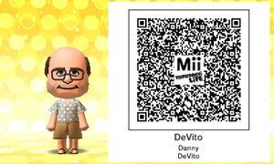 DeVito QR Code