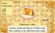 Napoleoncake