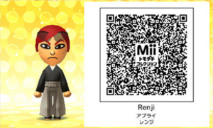 Renji QR Code