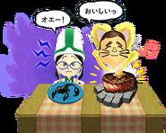 Food Reactions (Japan)