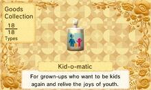 Kid-o-matic