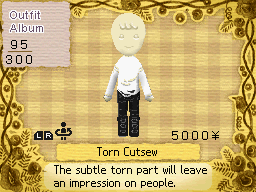 Torn Cutsew