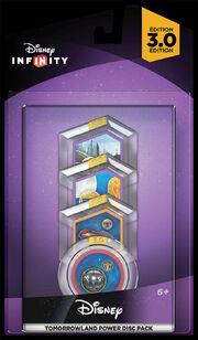 Tomorrowland DI3.0 Powerdisks