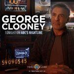 George Clooney Nightline Promo
