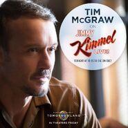 Tim McGraw Jimmy Kimmwl Live Promo