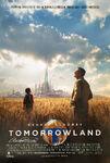 Tomorrowland Poster (Brad Bird Signed)