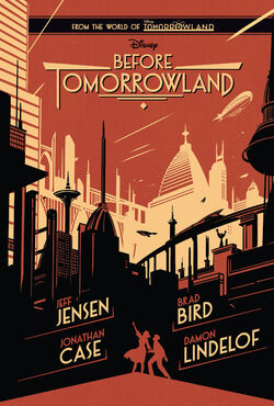 Before Tomorrowland Final Cover