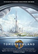 Tomorrowland ALT Poster