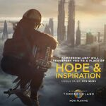 Tomorrowland Hope & Inspiration Review Promo
